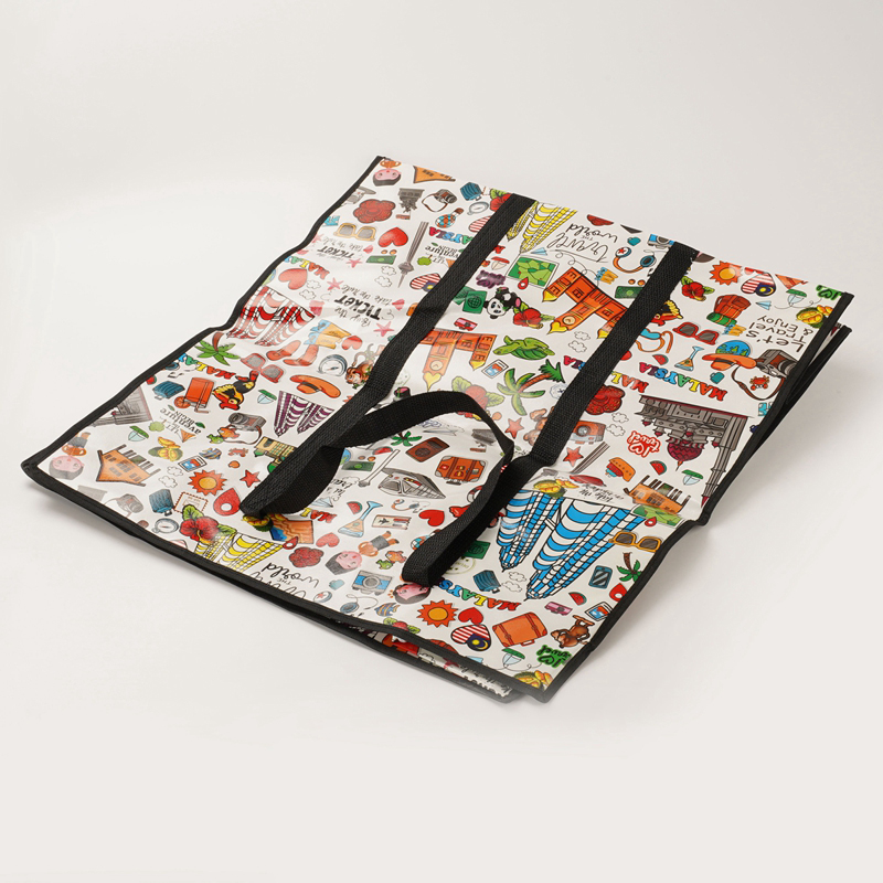 customizable reusable shopping bags