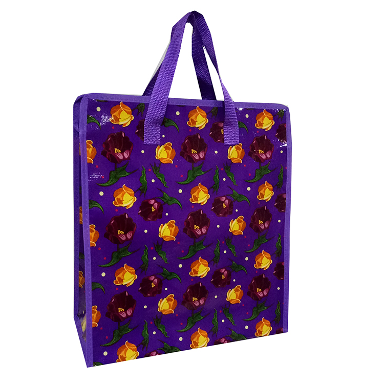 pretty reusable grocery bags