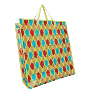 PP Shopping Bags Promote Environmentally Friendly Shopping